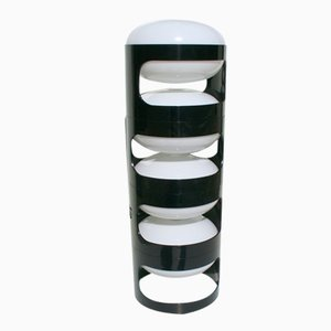 Modell KD27 Tischlampen von Joe Colombo für Kartell, 1960er, 4er Set