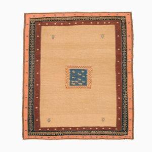 Bestickter Persischer Kilim Teppich
