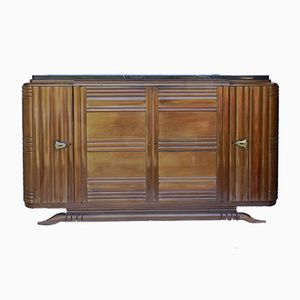 French Art Deco Buffet Sideboard, 1930s