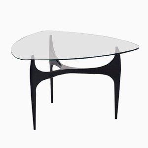 Mid-Century Luxus Coffee Table by Jos de Mey for Van den Berghe Pauvers
