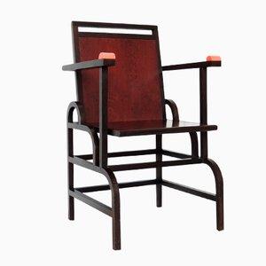 Chaise Gloucester Post-Moderne par George Sowden pour Memphis Milano, 1986