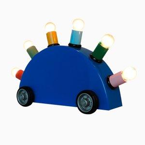 Postmoderne Super Lampe von Martine Bedin für Memphis Milano