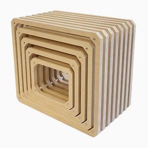 Parallel Modular Shelving Set by Studio Lorier