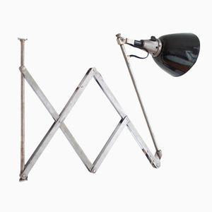 Scheren Midgard Lampe von Curt Fischer für Auma