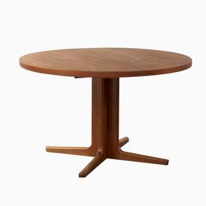 Teak Dining Table by Niels O. Møller for Gudme Mobelfabrik, 1960s