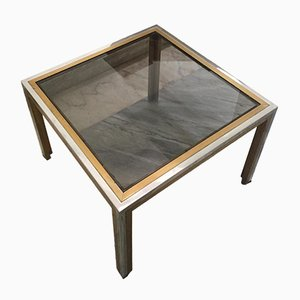 Italian t shaped coffee table by romeo rega 1960s for for Table basse design hauteur 50 cm