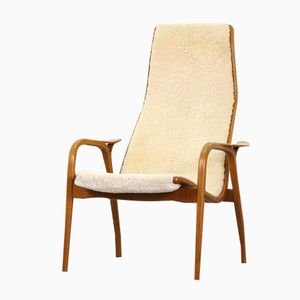 Vintage Lamino Lounge Chair by Yngwe Ekström for Swedese Design