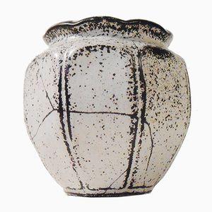 Ceramic Vase by Svend Hammershøi for Herman August Kähler, 1920s