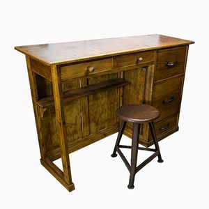 Discover Vintage Work Tables Amp Workbenches Online At Pamono