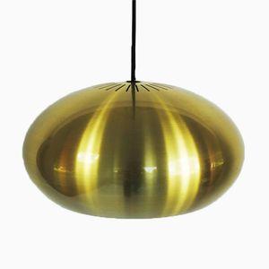 Danish Medio Hanging Lamp by Jo Hammerborg for Fog & Morup, 1960s