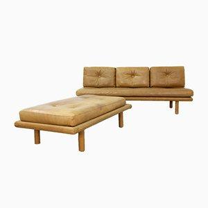 Original vintage sofas kaufen pamono online shop for Schlafsofa ottomane