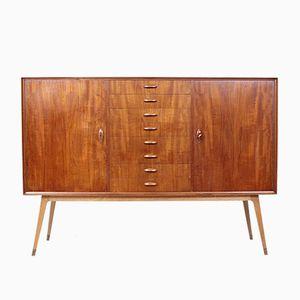 Mid-Century Danish Teak Sideboard or Dresser