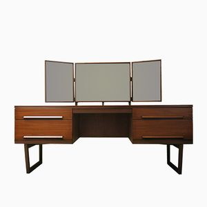 British Teak Dressing Table from White & Newton, 1960s