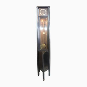 Czech Art Deco Grandfather Clock, 1930s