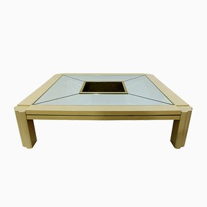 Coffee Table by Alain Delon for Maison Jansen, 1970s