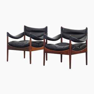 Modern lounge chair pj 112 by ole wanscher modern lounge danish modern - Shop One Of A Kind Lounge Chairs Online At Pamono