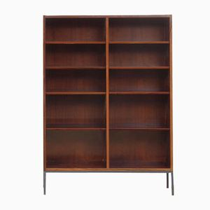 Mid-Century Danish Rio Rosewood Bookcase by Aage Hundevad, 1960s