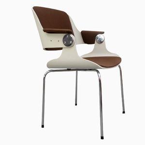 Vintage Plywood Chair from Eugen Schmidt, 1970s
