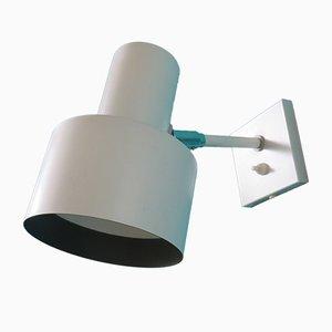 Dänische Wandlampe von Jo Hammerborg für Fog & Morup, 1965