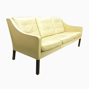 Modell 2209 Sofa von Borge Mogensen für Fredericia, 1970er