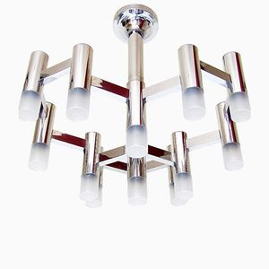 Italian Chandelier with 13 Lights from Boulanger