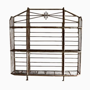 Industrial Metal Rack, 1930s