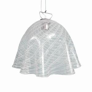 Fazzoletto Murano Glass Pendant from Kalmar, 1960s