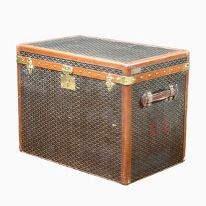Ladies' Hat Trunk from Goyard, 1900