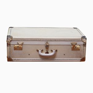 Parchment Suitcase from Moynat, 1900