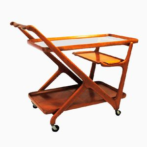 Cedar Trolley by Cesare Lacca for Cassina, 1950s