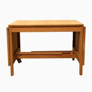 Vintage 5392 Eichenholz Couchtisch von Soren Holst für Fredericia Furniture