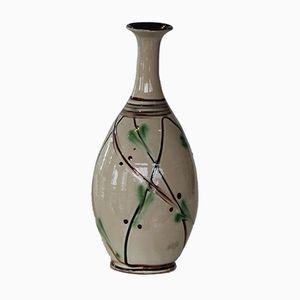 Vase Vintage en Céramique de Kähler, Danemark