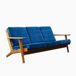 3-Seater Sofa by Hans J. Wegner for Getama