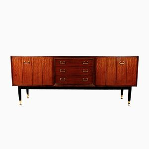 Mid-Century Retro Tola Brass Credenza by E-Gomme for G-Plan, 1950s
