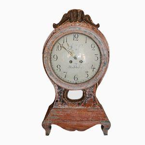 Antique Swedish Table Clock