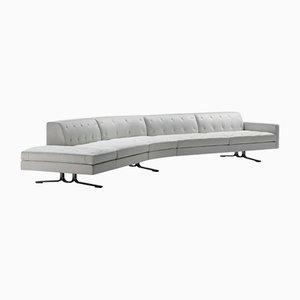 Italienisches Modulares Sofa von Jean-Marie Massaud für Poltrona Frau, 1980er