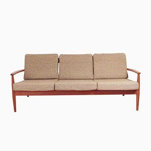 No. 118 Drei-Sitzer Sofa von Grete Jalk für Cado