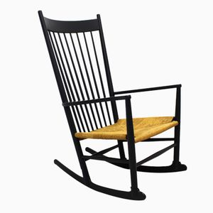 Rocking Chair J16 by Hans Wegner, 1964