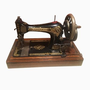 28k Hand Crank Sewing Machine from Singer, 1903