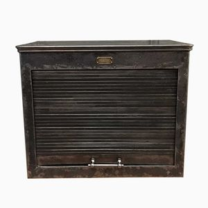 French Safe from Fichet, 1900s
