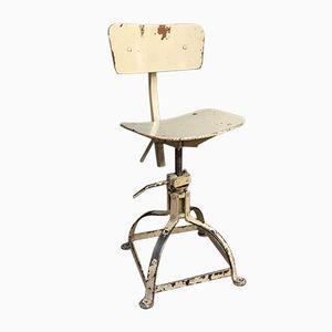 Chaise d'Atelier Vintage de Bienaise