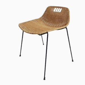 Italian Single Chair by Gian Franco Legler for Pierantonio Bonacina, 1952