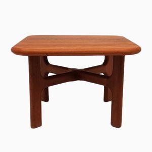 Danish Solid Teak Coffee Table from Arrebo