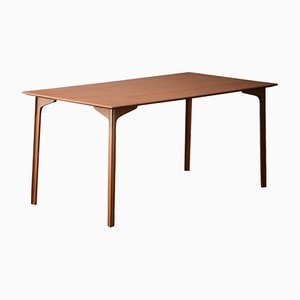 Grand Prix Tisch aus Teakholz von Arne Jacobsen, 1957