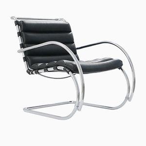 Fauteuil MR par Mies van der Rohe, Etats-Unis, 1960s