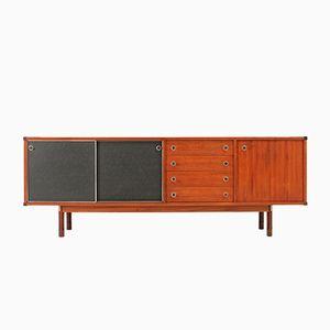 Italian Teak & Rosewood Sideboard, 1960s