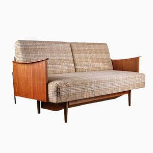Danish Vintage Daybed Sofa, 1950s