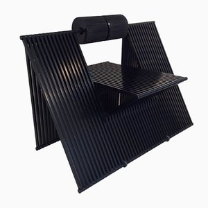 Quarta Stuhl von Mario Botta für Alias, 1984