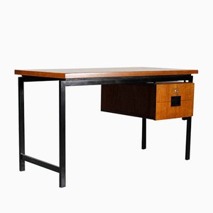 Dutch Japanese Series Desk by Cees Braakman for Pastoe, 1950s