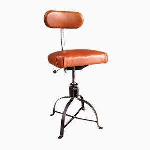 Chaise d'Atelier Industrielle Ajustable de Biénaise